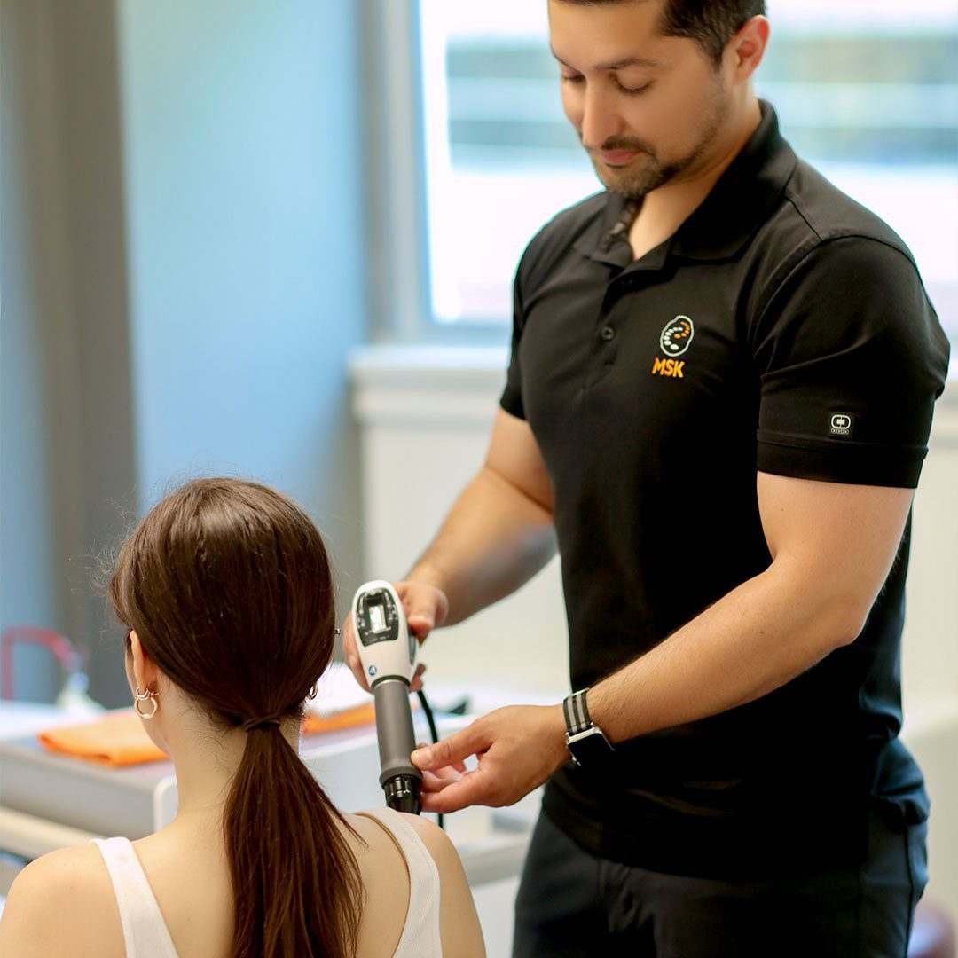 MSK Physiotherapists or Chiropractors